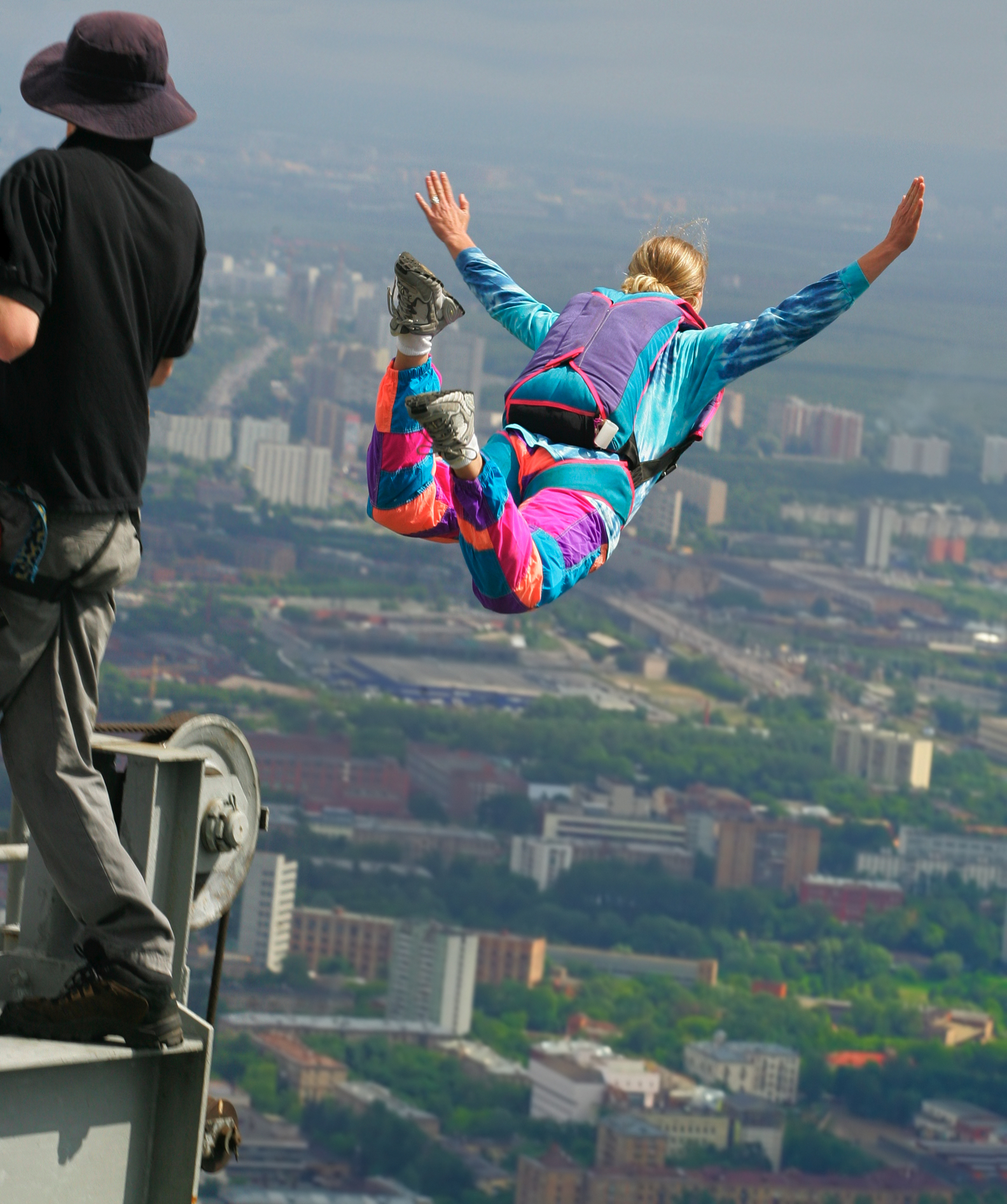 http://www.dreamstime.com/royalty-free-stock-photography-base-jumping-image3441637