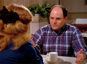 George - Its Not You Its Me Seinfeld