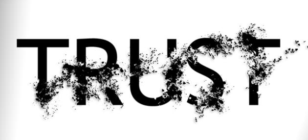 Its a Matter of Trust