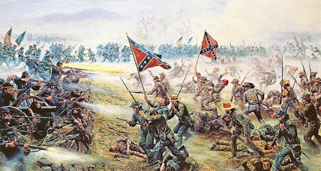 gettysburg-battle-scene