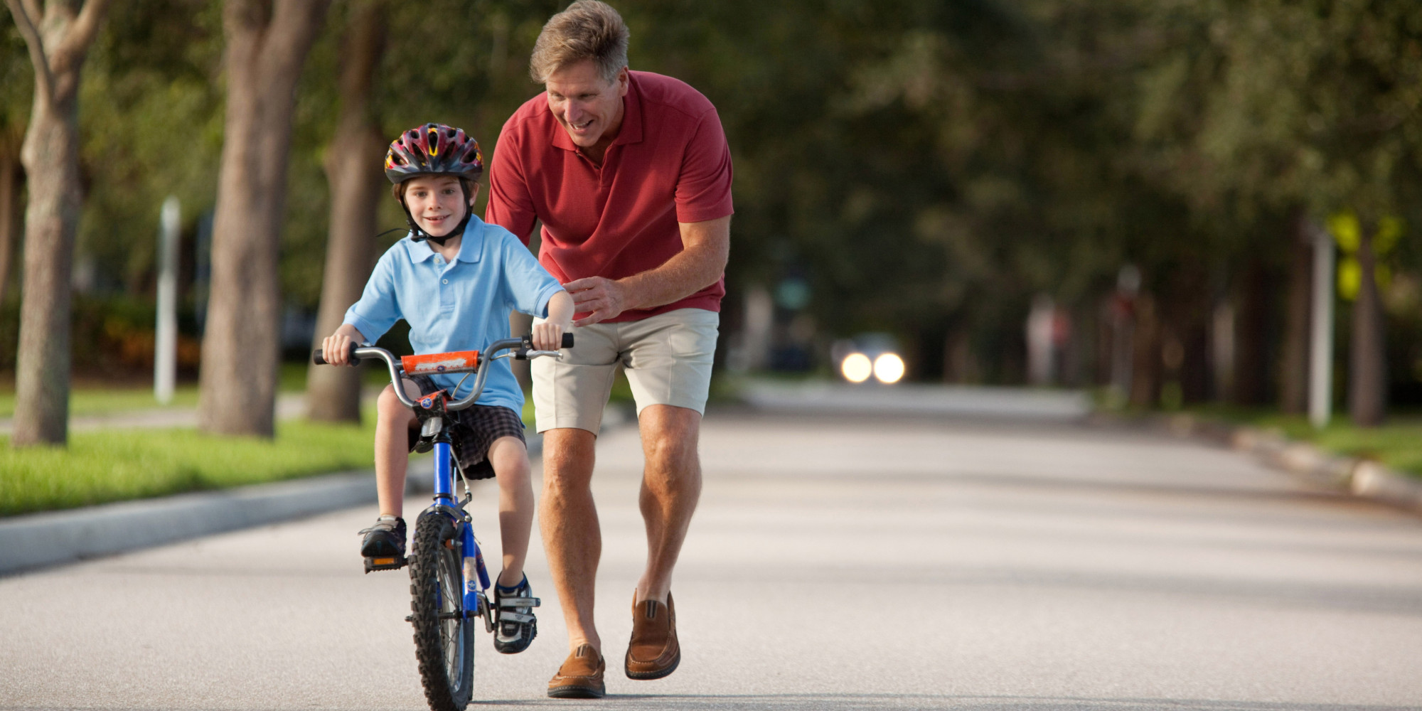 How to learn to ride a bike at any age