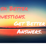 Seven Questions that Will Transform Your Life