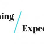 Reframing Expectations