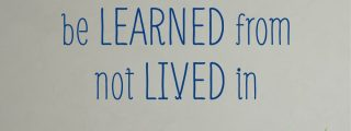 Learning Happens in the Present
