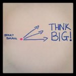 Think Big, DO Small©