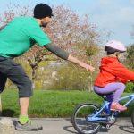 Letting Go of the Bike